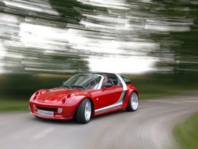 Fotos de Smart Roadster Coupe V6 2003