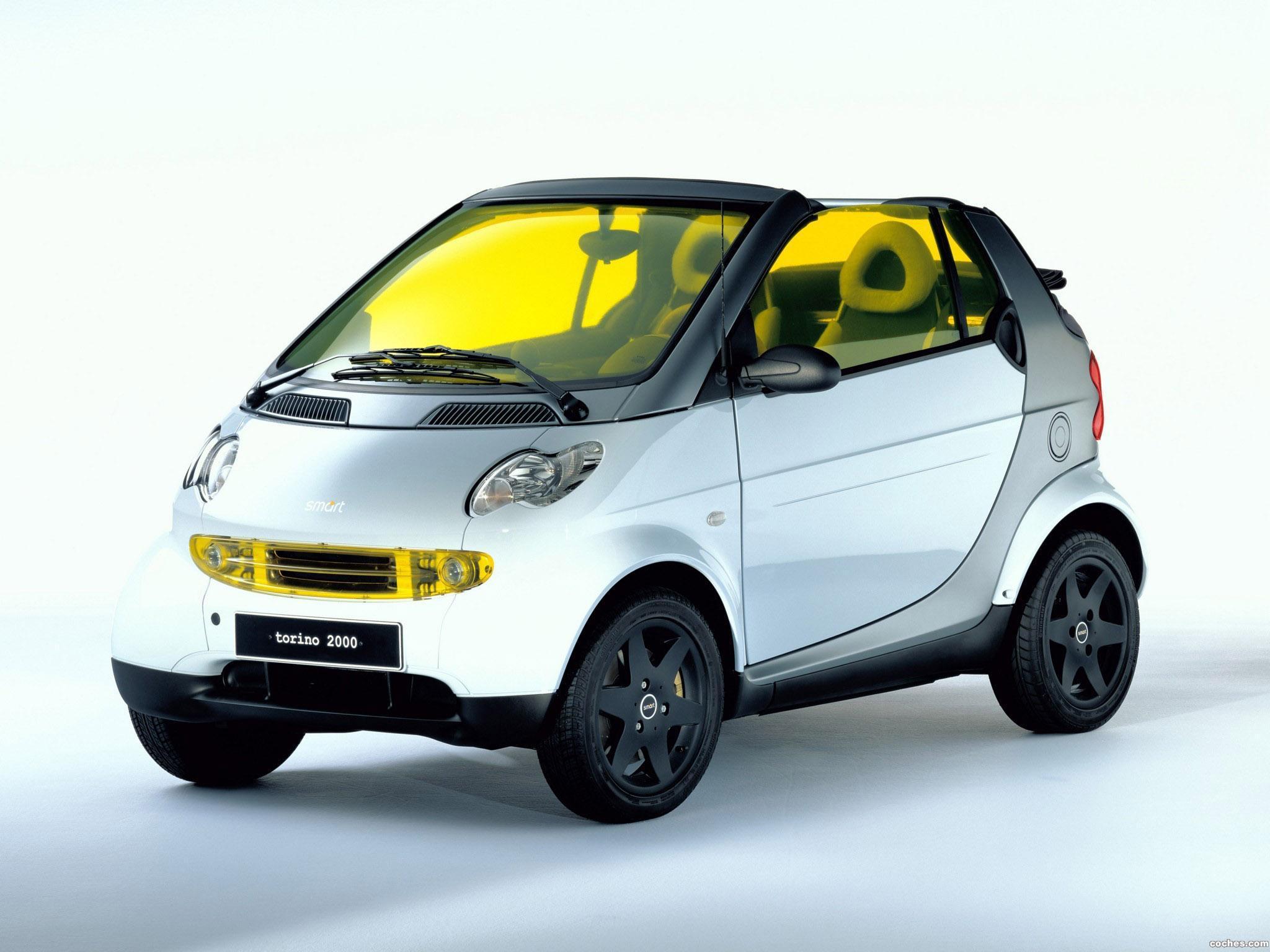 Foto 0 de Smart Fortwo Torino Concept 2000