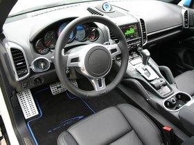 Ver foto 5 de Porsche speedart Cayenne Hybrid speedHYBRID 450 2010
