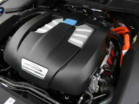 Ver foto 4 de Porsche speedart Cayenne Hybrid speedHYBRID 450 2010