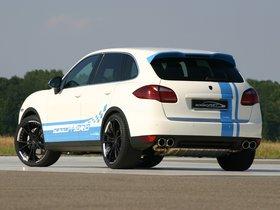Ver foto 2 de Porsche speedart Cayenne Hybrid speedHYBRID 450 2010