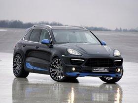 Ver foto 1 de Speedart Porsche Cayenne Titan EVO XL 600 958 2011