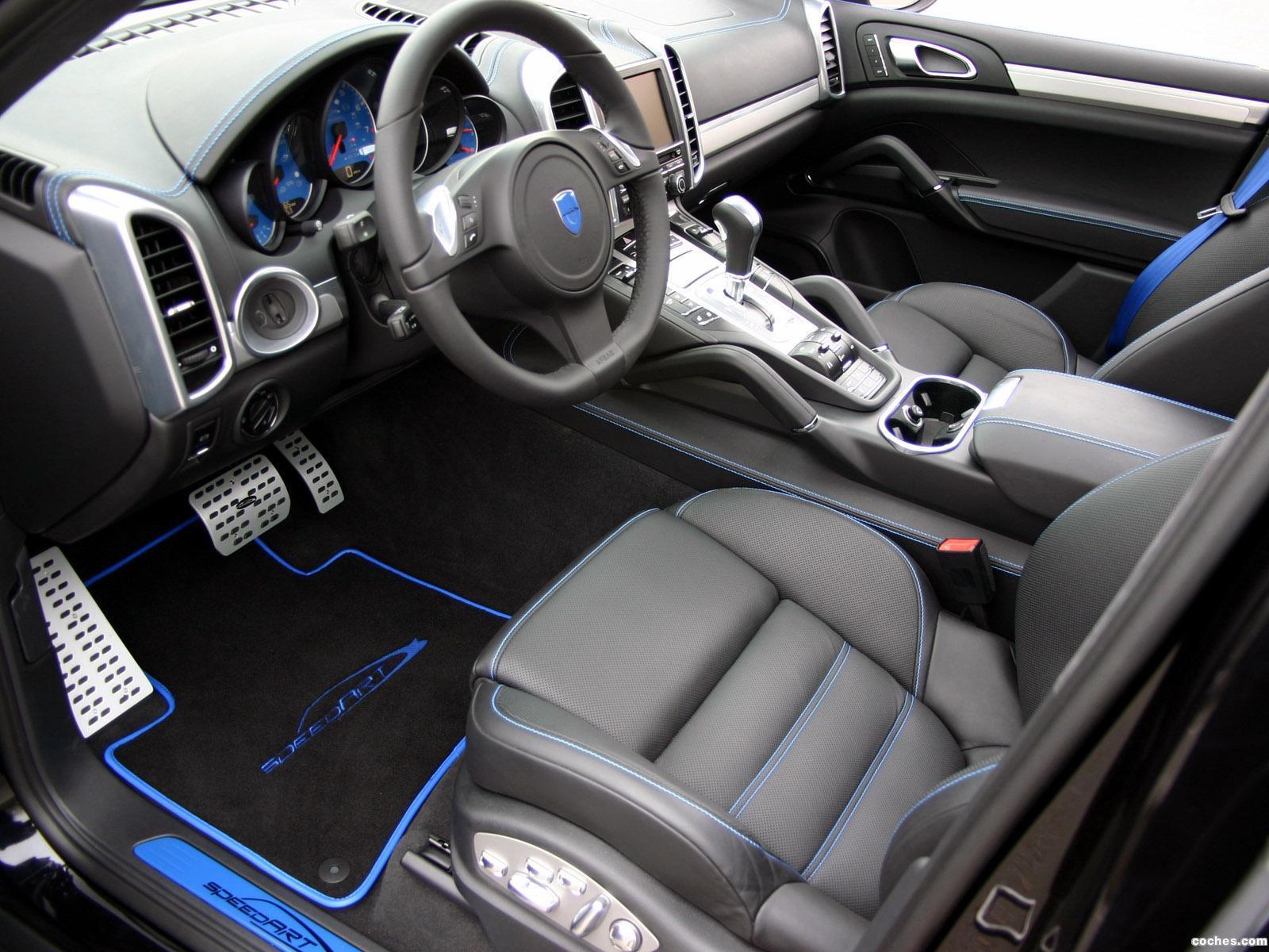 Foto 4 de Speedart Porsche Cayenne Titan EVO XL 600 958 2011