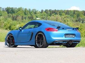Ver foto 6 de Speedart Porsche Cayman SP81 CR 981C 2013