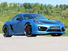 Ver foto 5 de Speedart Porsche Cayman SP81 CR 981C 2013