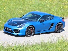 Ver foto 2 de Speedart Porsche Cayman SP81 CR 981C 2013