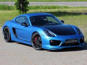Fotos de Speedart Porsche Cayman SP81 CR 981C 2013