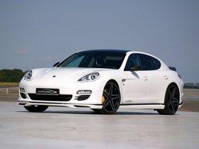 Fotos de Porsche Speedart Panamera PS9 300D 970 2011