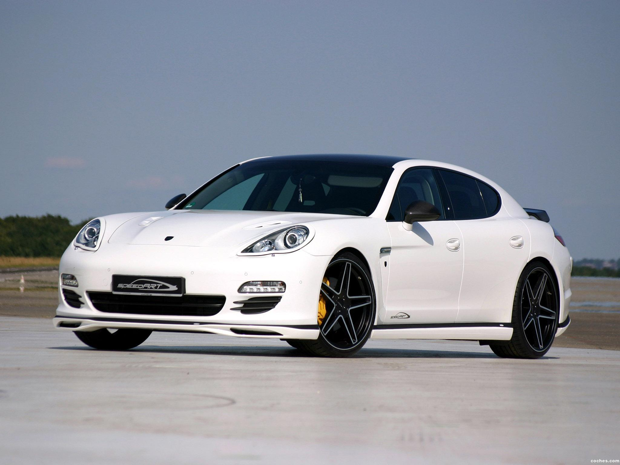 Foto 0 de Porsche Speedart Panamera PS9 300D 970 2011