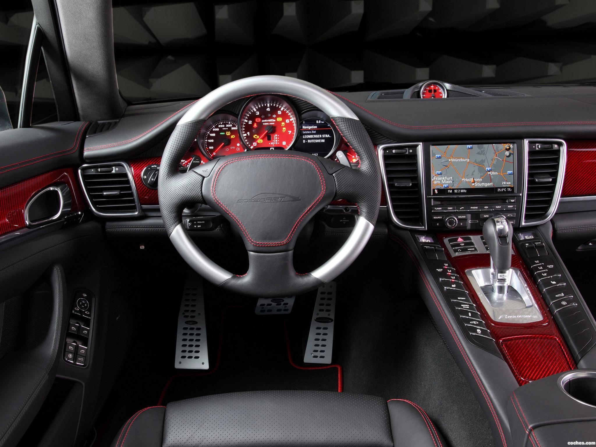 Foto 19 de Speedart Porsche Panamera PS9 650 2009