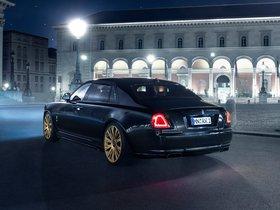 Ver foto 3 de Spofec Rolls-Royce Black One 2015