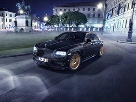 Ver foto 1 de Spofec Rolls-Royce Black One 2015