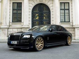 Ver foto 11 de Spofec Rolls-Royce Black One 2015