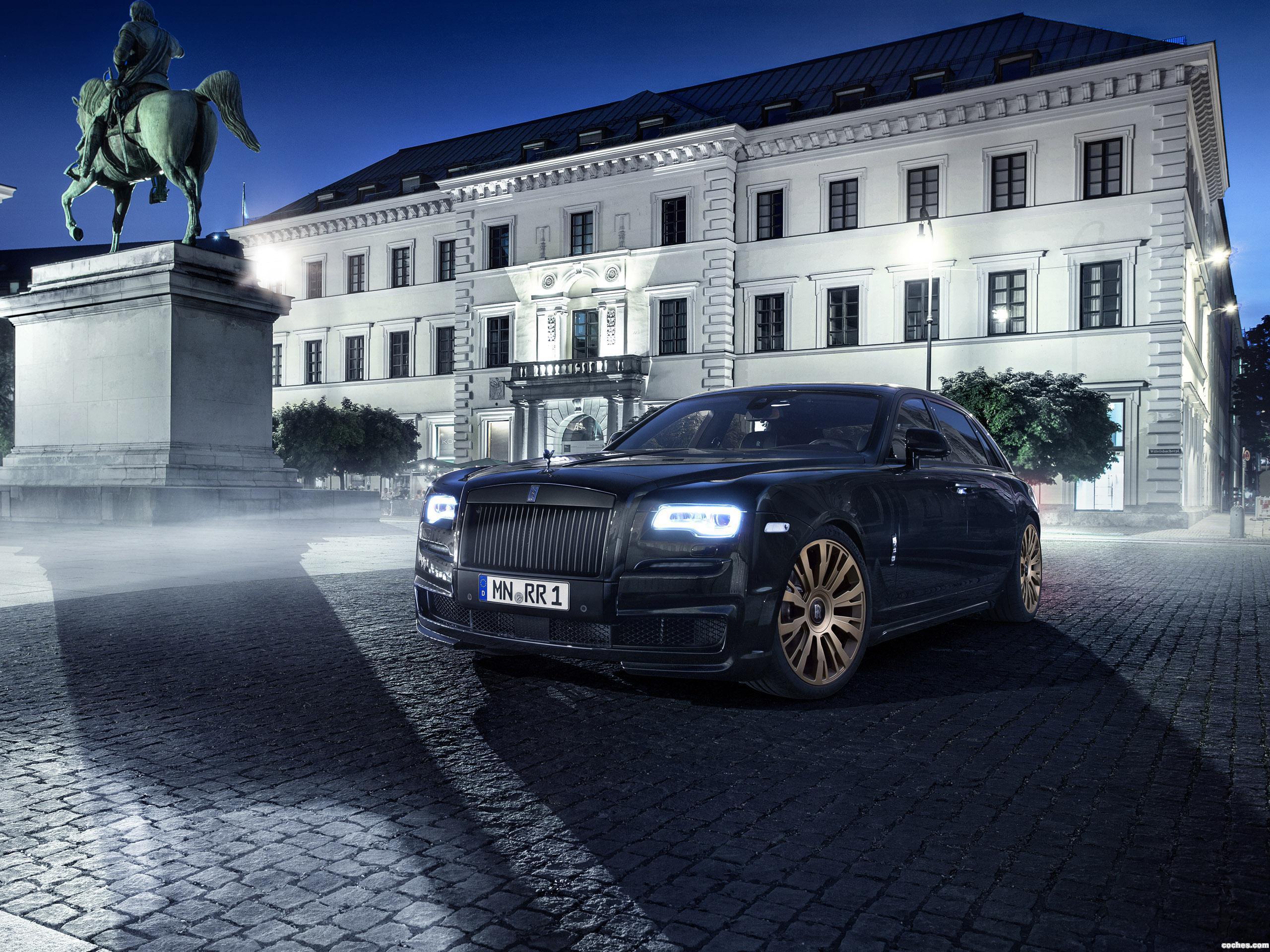 Foto 13 de Spofec Rolls-Royce Black One 2015