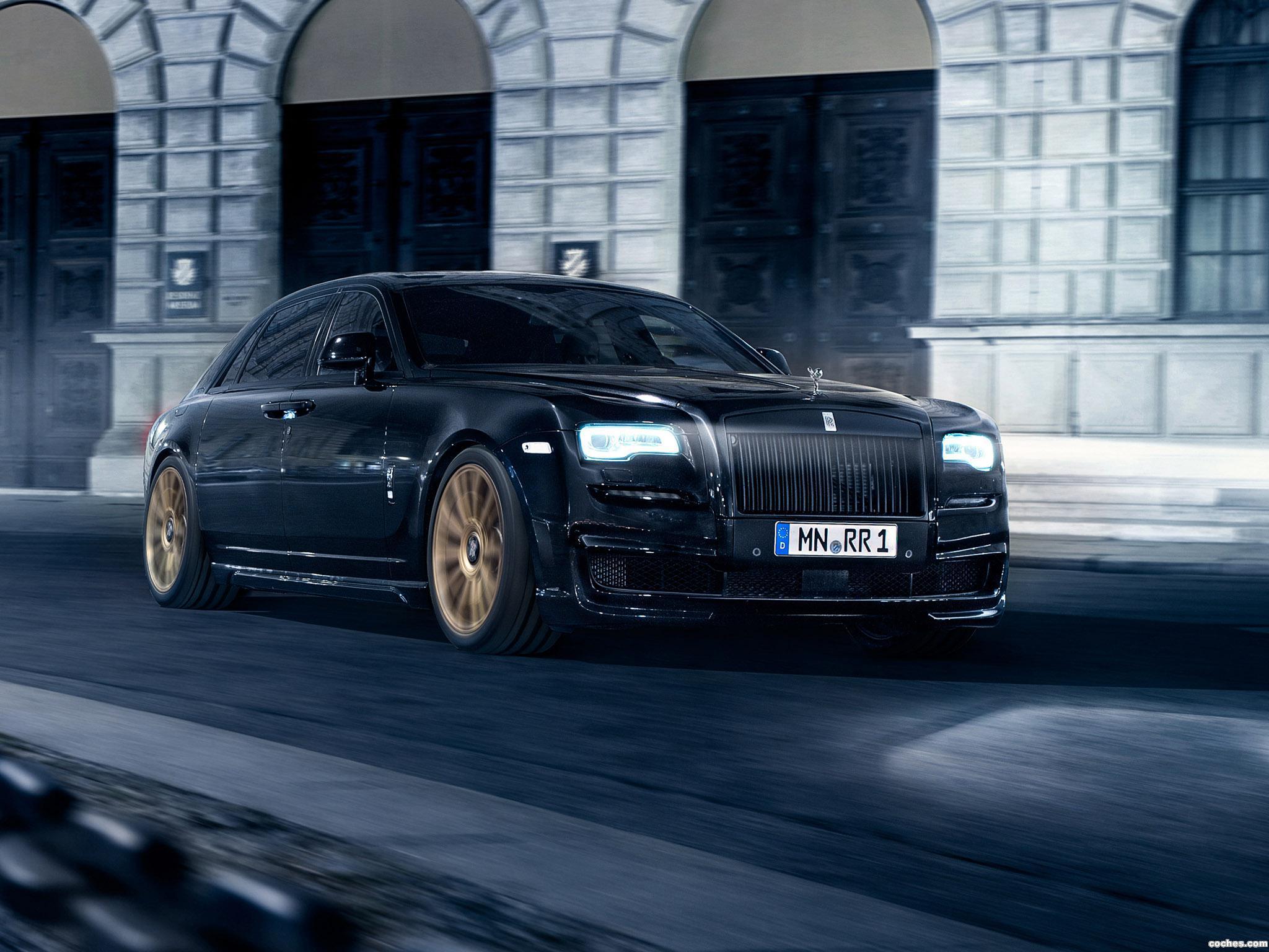 Foto 8 de Spofec Rolls-Royce Black One 2015