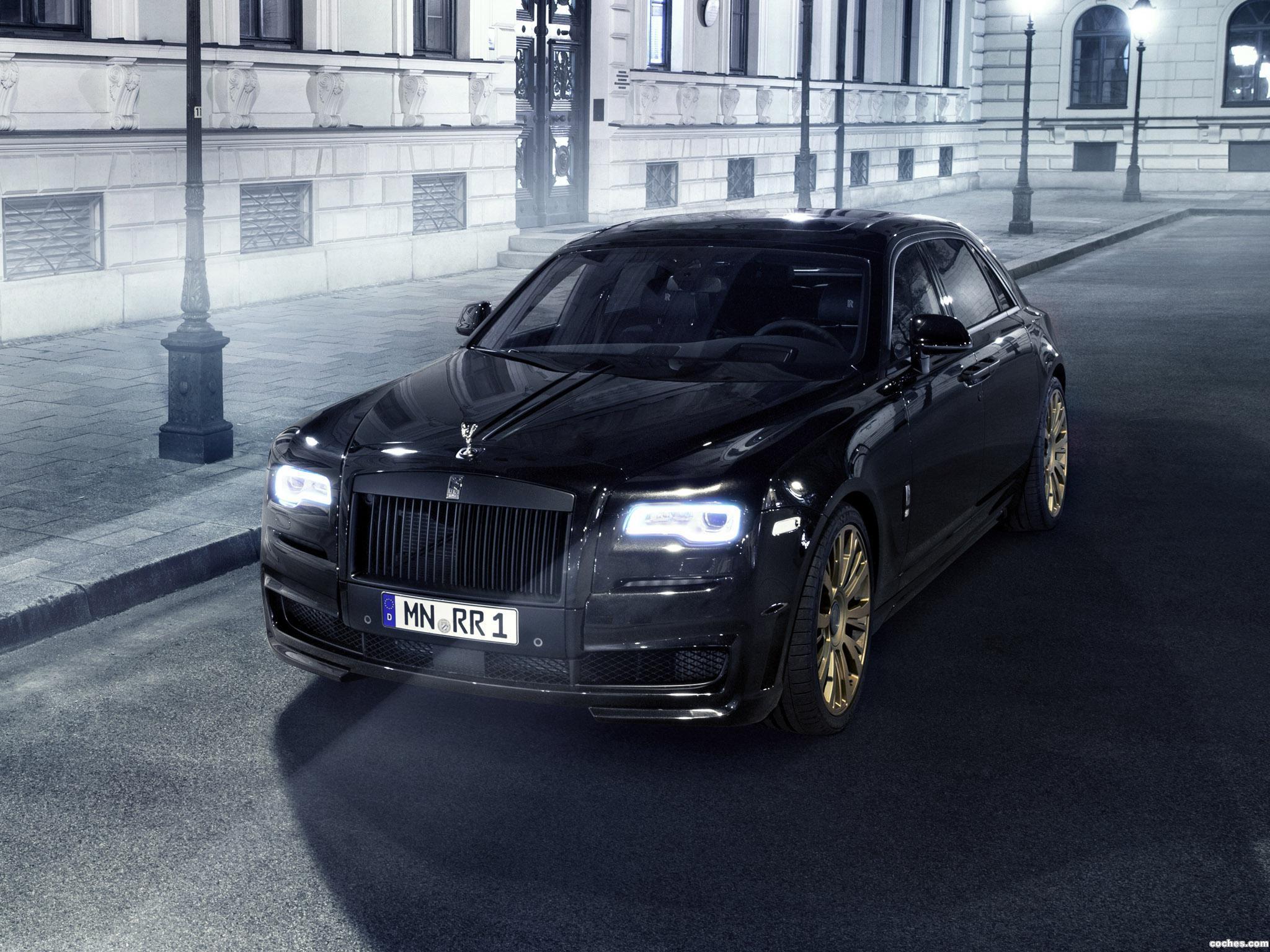 Foto 5 de Spofec Rolls-Royce Black One 2015