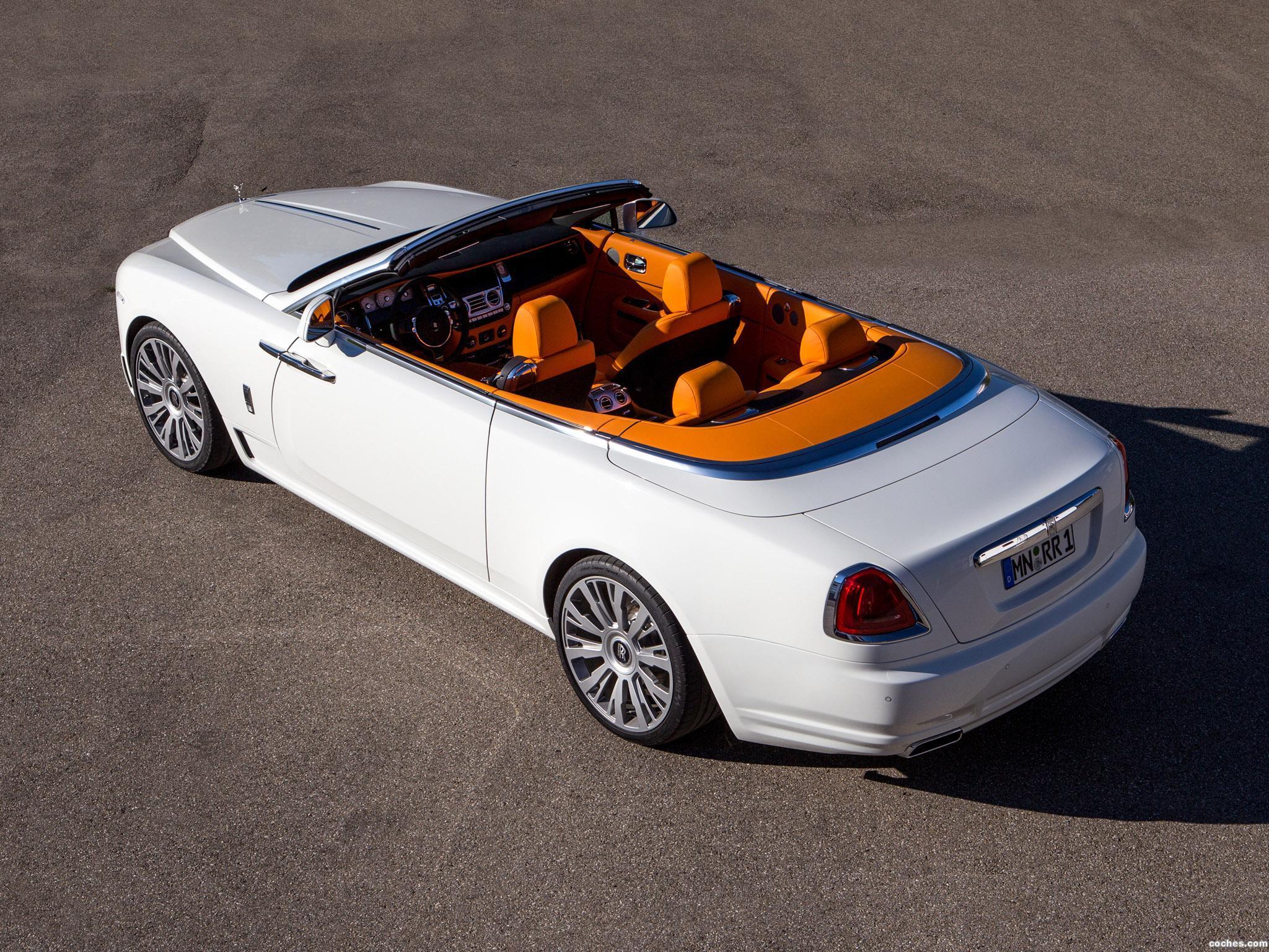 Foto 12 de Spofec Rolls Royce Dawn 2016