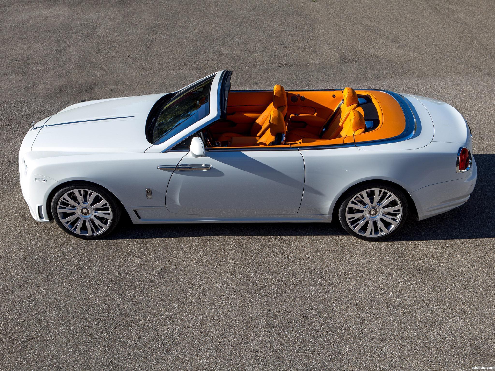 Foto 11 de Spofec Rolls Royce Dawn 2016