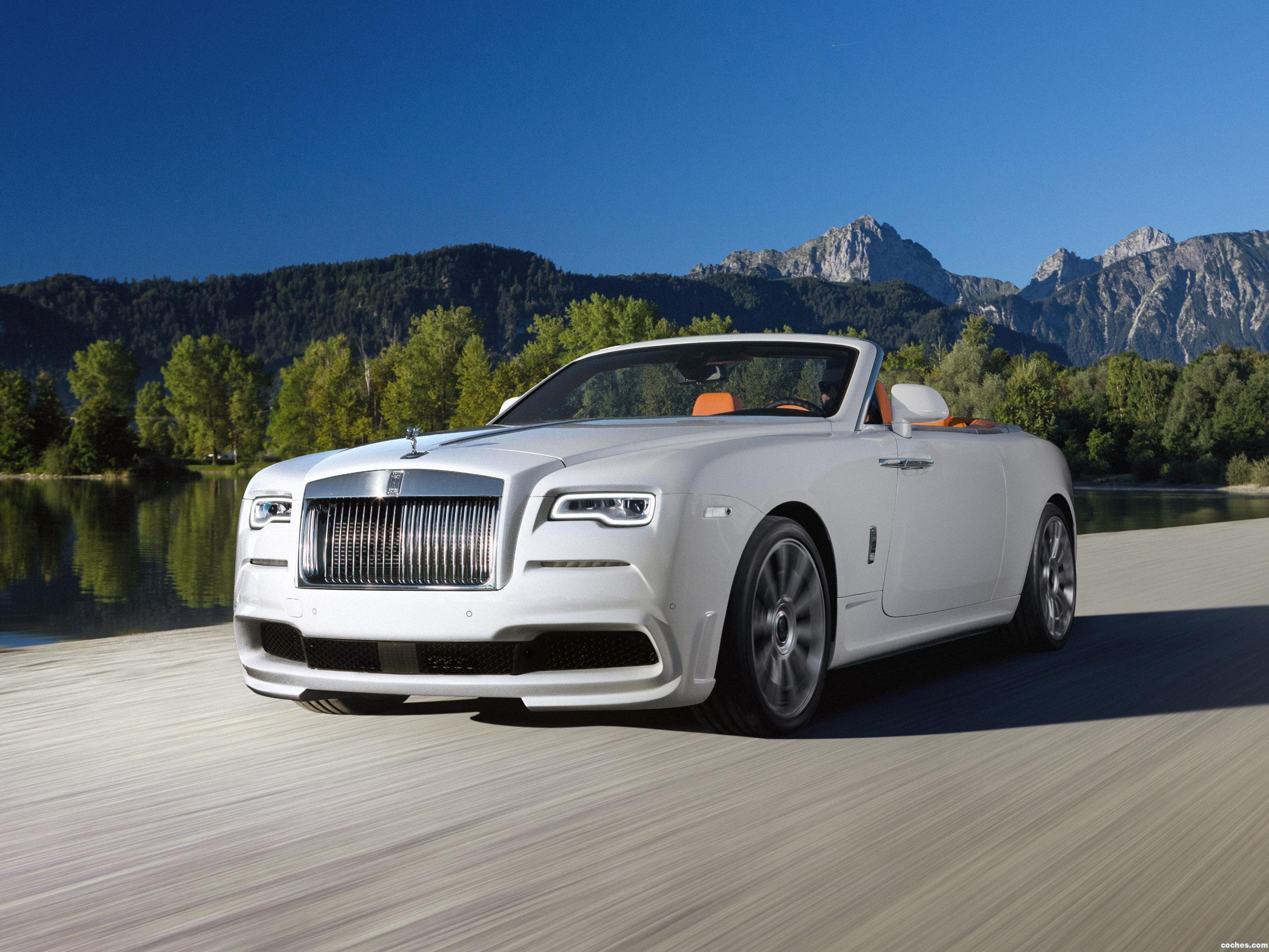 Foto 8 de Spofec Rolls Royce Dawn 2016