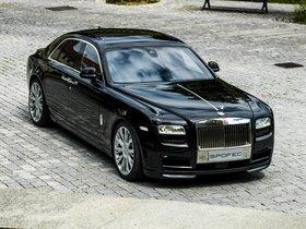 Ver foto 23 de Spofec Rolls Royce Ghost 2014