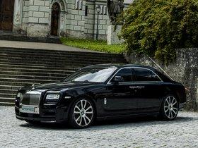 Ver foto 3 de Spofec Rolls Royce Ghost 2014