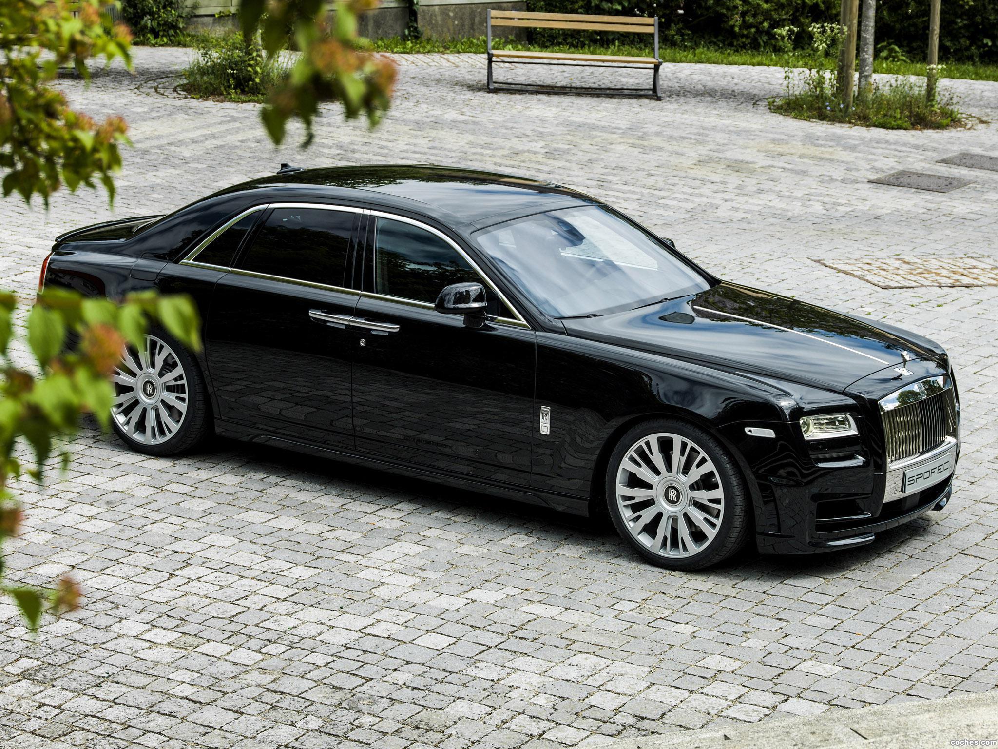 Foto 7 de Spofec Rolls Royce Ghost 2014