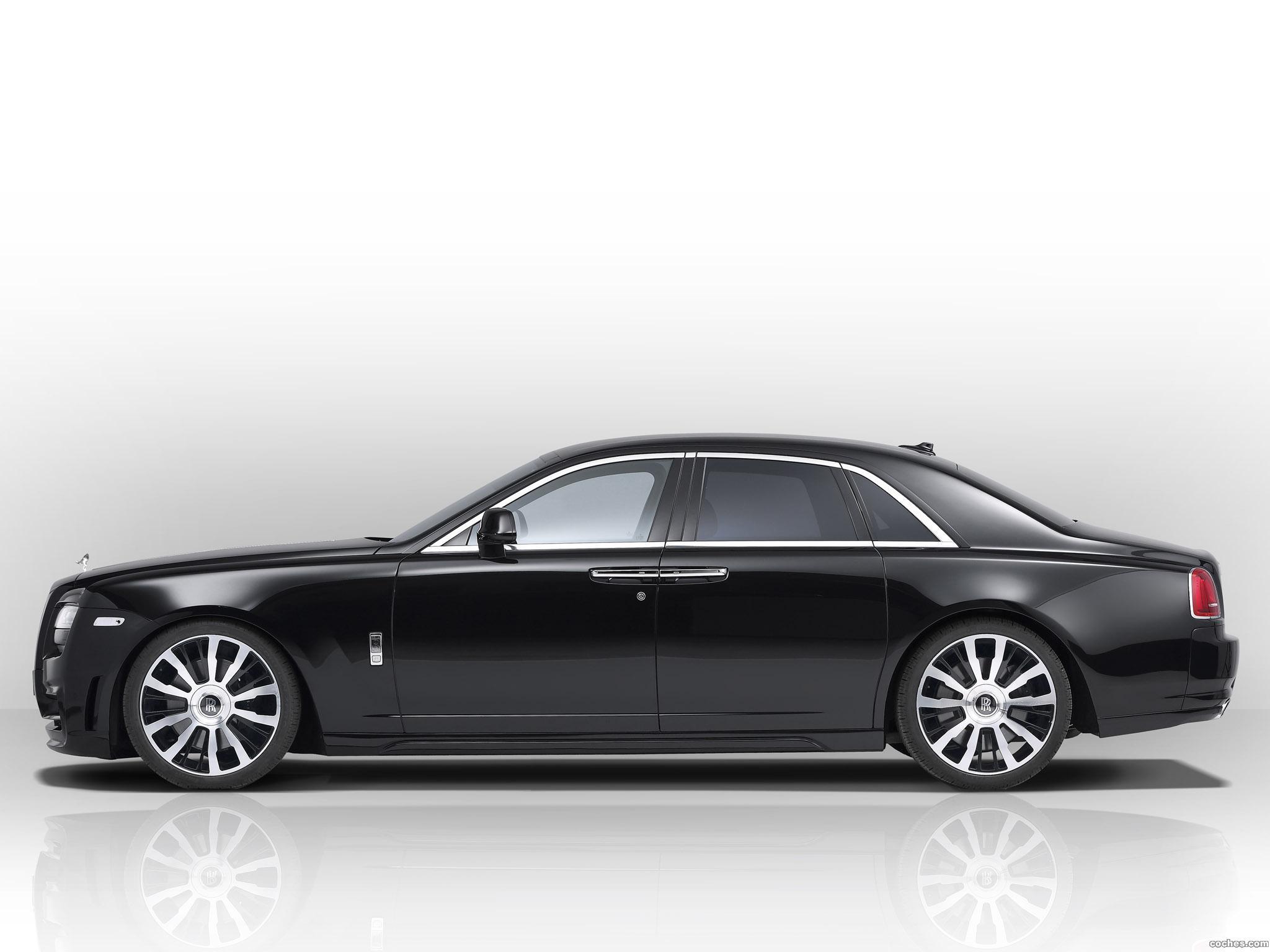 Foto 20 de Spofec Rolls Royce Ghost 2014