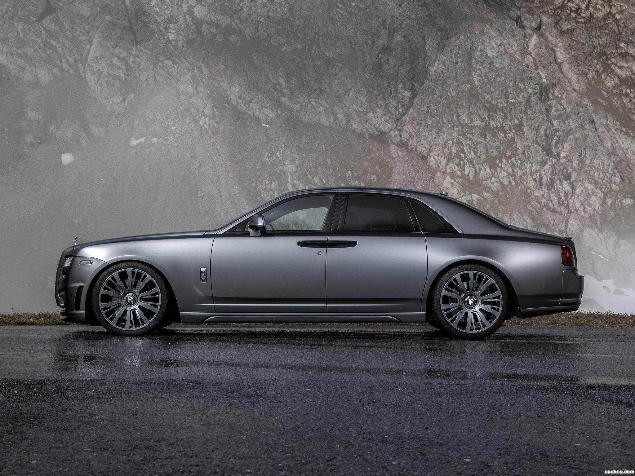 Foto 15 de Spofec Rolls Royce Ghost 2014