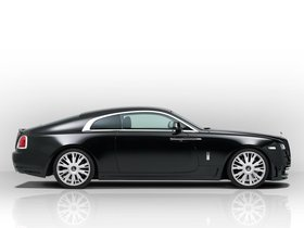 Ver foto 15 de Spofec Rolls Royce Wraith 2015