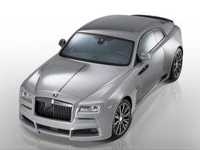 Ver foto 16 de Spofec Rolls-Royce Wraith Overdose 2016