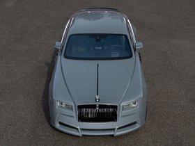 Ver foto 24 de Spofec Rolls-Royce Wraith Overdose 2016