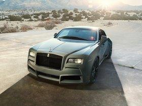 Ver foto 5 de Spofec Rolls-Royce Wraith Overdose 2016