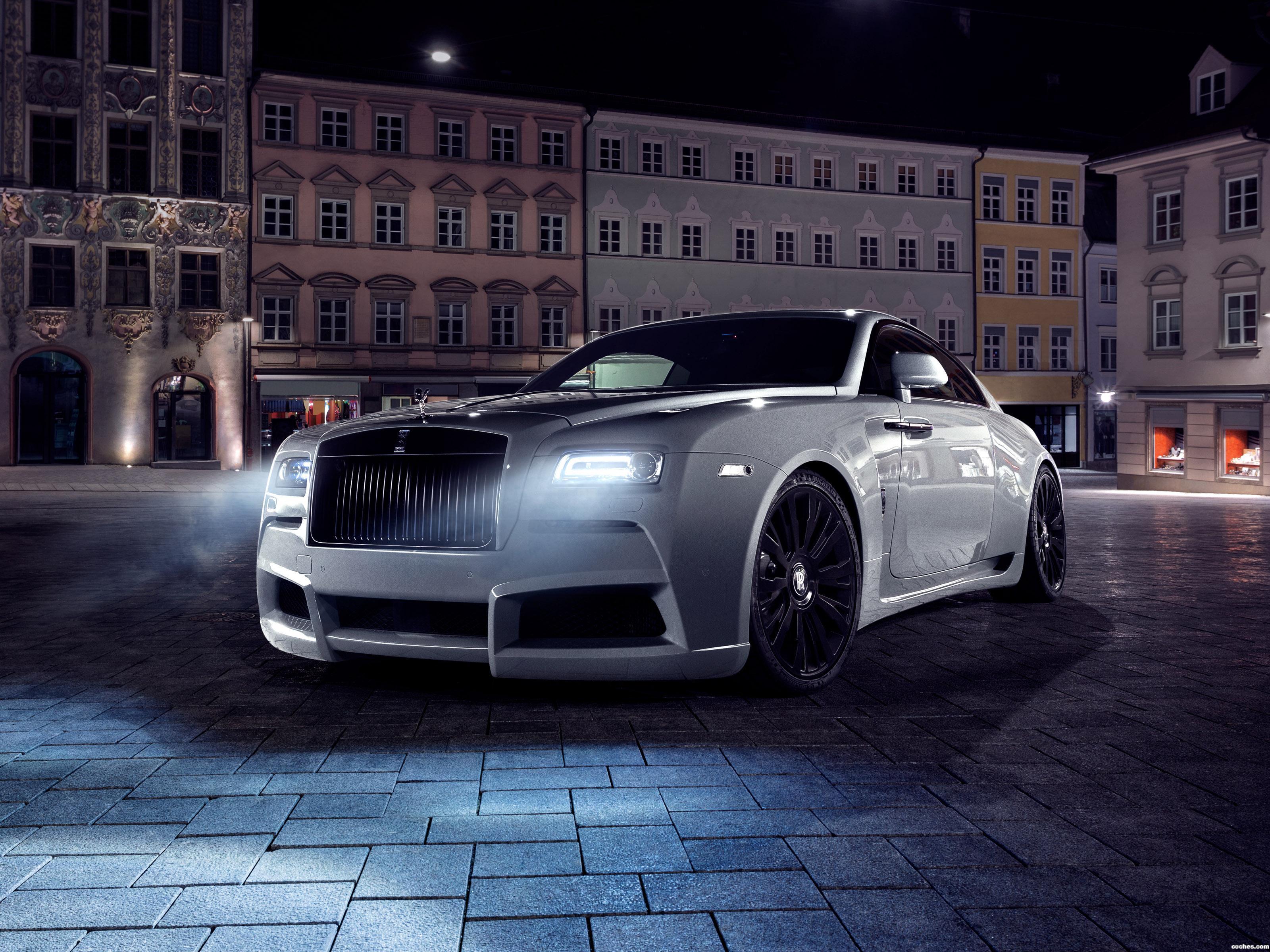Foto 0 de Spofec Rolls-Royce Wraith Overdose 2016