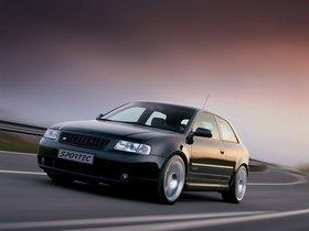 Fotos de Sportec Audi A3 8l 2011