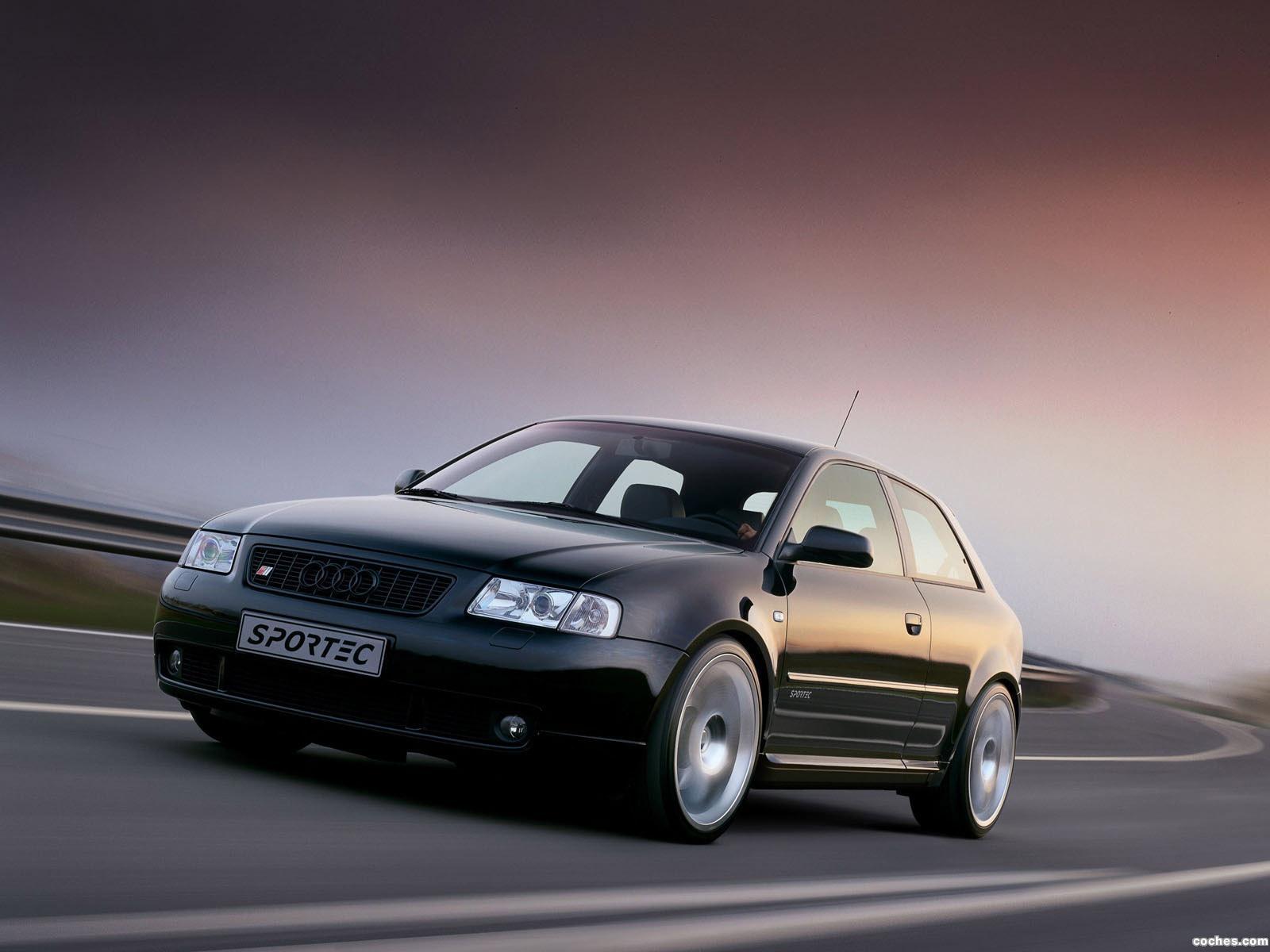 Foto 0 de Sportec Audi A3 8l 2011