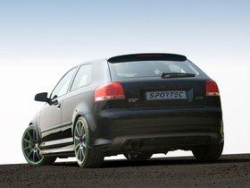 Ver foto 5 de Sportec Audi A3 RS 300 2.0 TFSI 2010