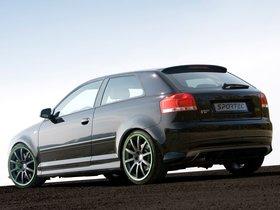 Ver foto 4 de Sportec Audi A3 RS 300 2.0 TFSI 2010