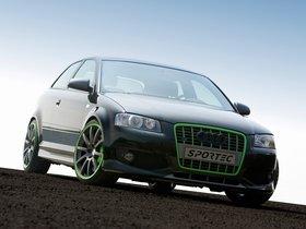 Ver foto 1 de Sportec Audi A3 RS 300 2.0 TFSI 2010