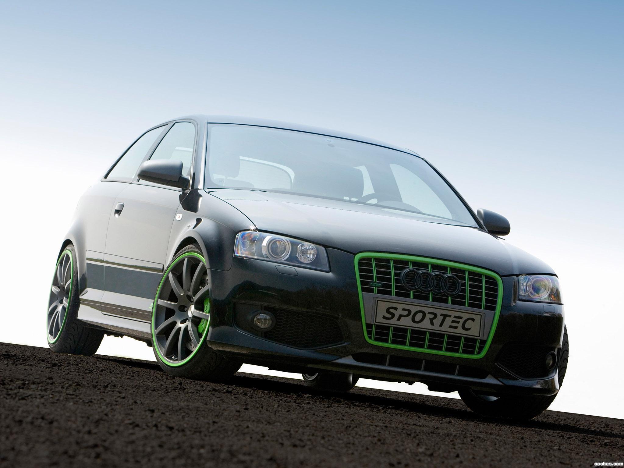 Foto 0 de Sportec Audi A3 RS 300 2.0 TFSI 2010