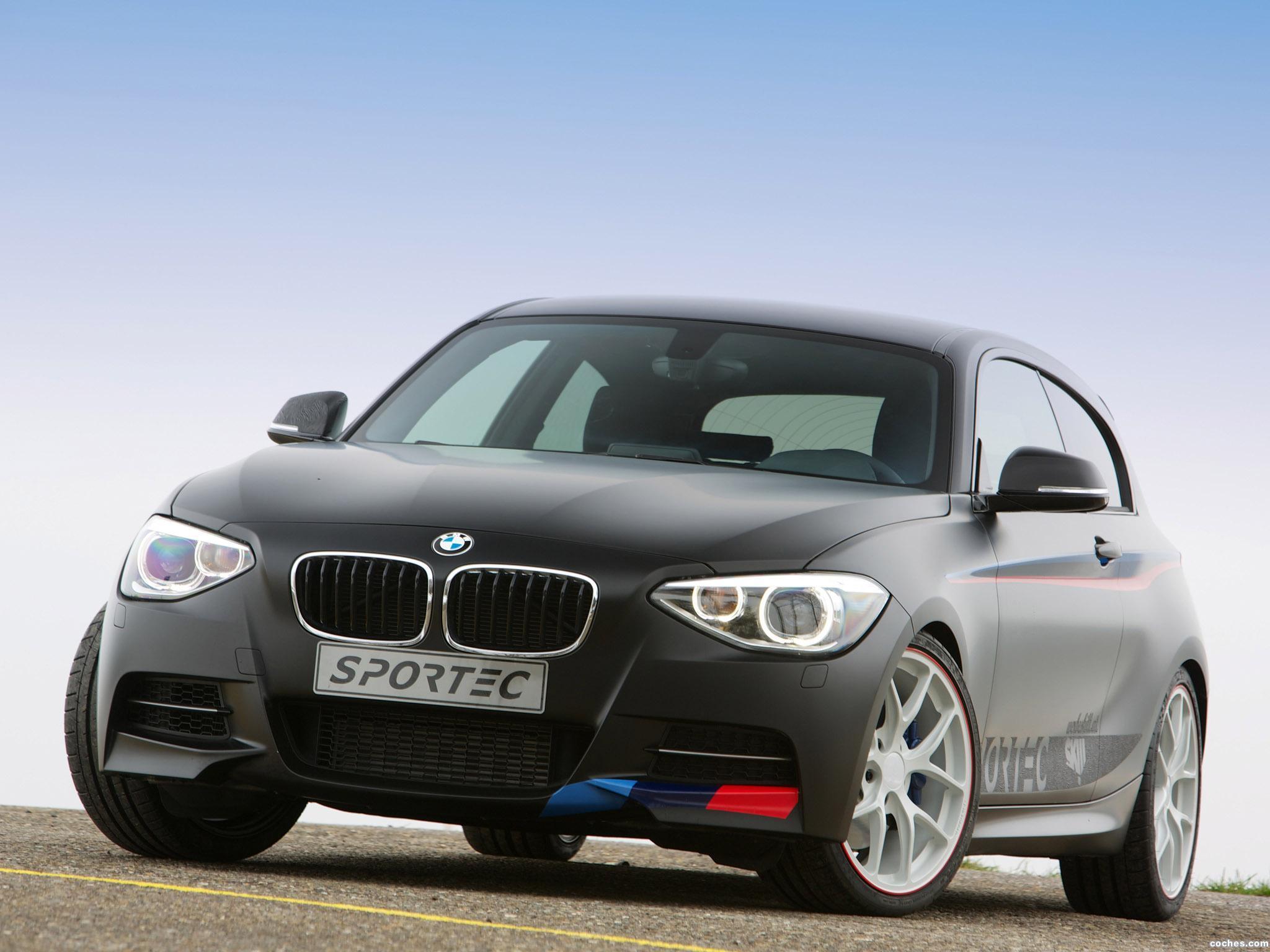 Foto 0 de Sportec BMW Serie 1 M135i F21 2013