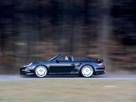 Ver foto 4 de Porsche Sportec 911 Cabrio SP600 2008