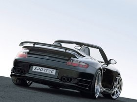 Ver foto 3 de Porsche Sportec 911 Cabrio SP600 2008