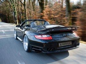 Ver foto 2 de Porsche Sportec 911 Cabrio SP600 2008