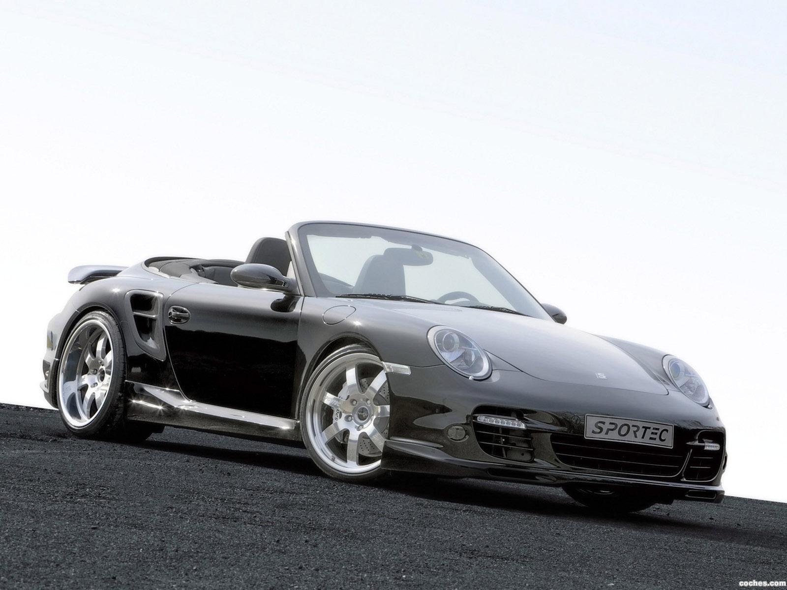 Foto 0 de Porsche Sportec 911 Cabrio SP600 2008
