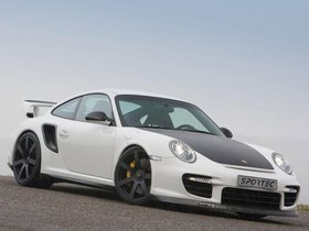 Ver foto 4 de Porsche Sportec 911 GT2 RS SP 800 R 2011