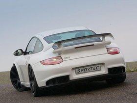 Ver foto 3 de Porsche Sportec 911 GT2 RS SP 800 R 2011