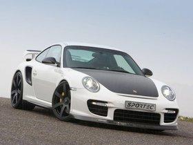 Ver foto 1 de Porsche Sportec 911 GT2 RS SP 800 R 2011