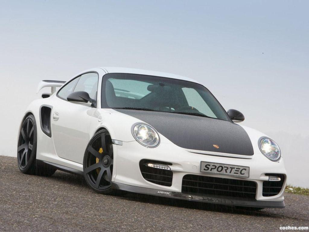 Foto 0 de Porsche Sportec 911 GT2 RS SP 800 R 2011