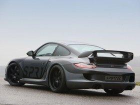 Ver foto 2 de Porsche Sportec 911 SPR1 FL 2011