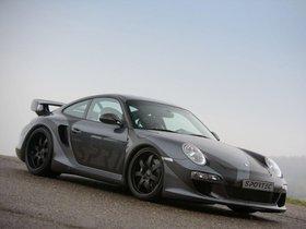 Ver foto 1 de Porsche Sportec 911 SPR1 FL 2011